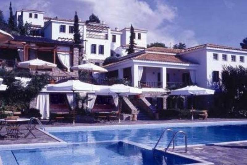 Appartementen Aegean Suites - Skiathos stad - Skiathos